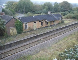 Fishguard & Goodwick Station in 2007