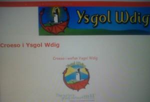 Ysgol Wdig website