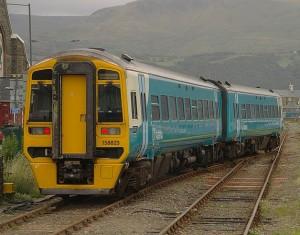 158 Express Sprinter
